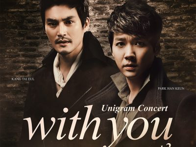 "[KR] 2019.9.28(sat) Unigram Concert ""with you vol.2"" ‬‪강태을 & 박한근"